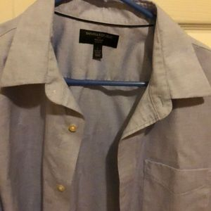Men's banana republic dress shirt